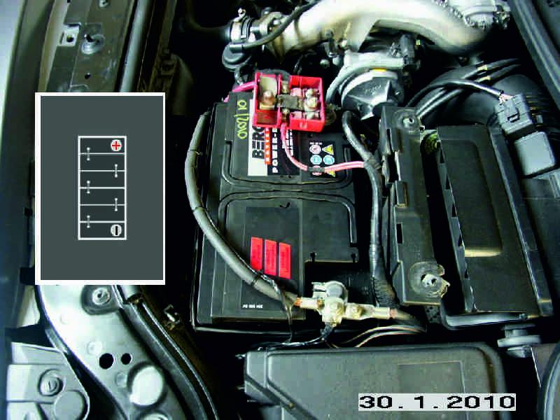 renault megane batteria